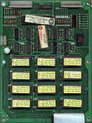 View a high resolution image of the Stargate ROM Board
